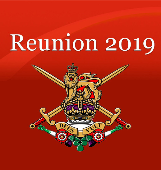 2019 Reunion Ticket