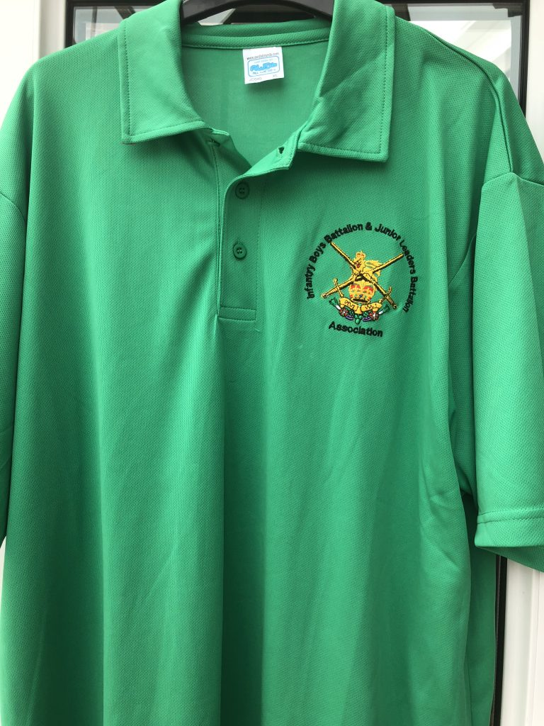 Green Association Polo Shirt Large 43″