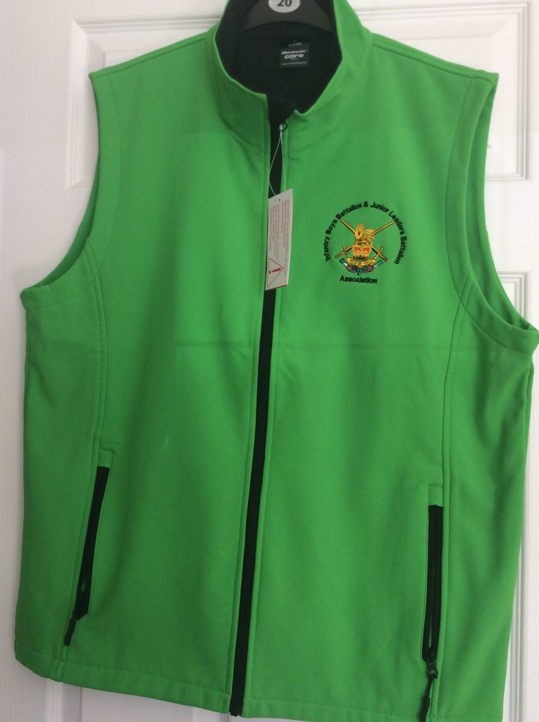 Association Gilet Green XL 45″